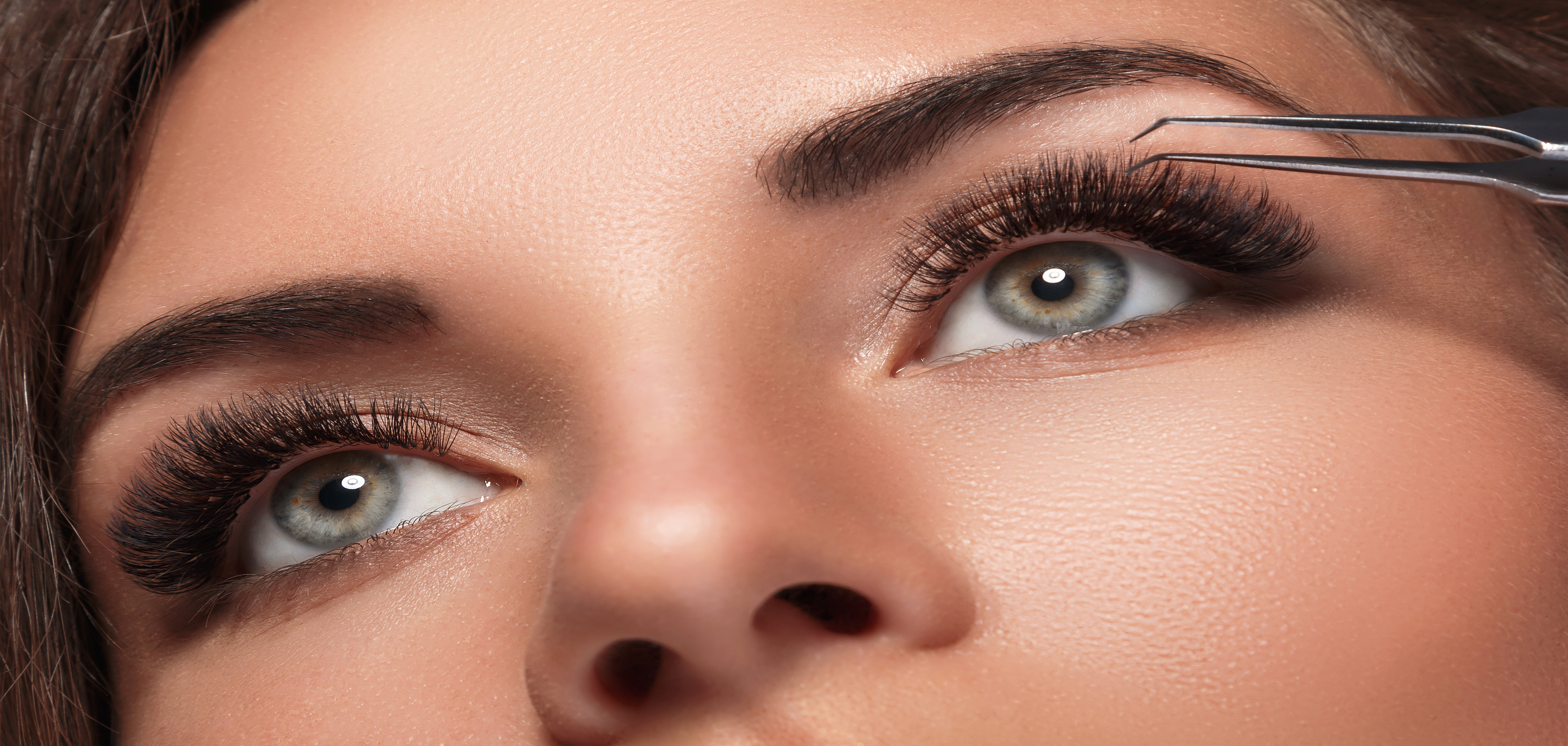019d6a3c755 Brow Ambitions offers premium Faux Mink Lashes which feels extremely soft  and natural. Our method of lash extensions is completely damage free and  our ...